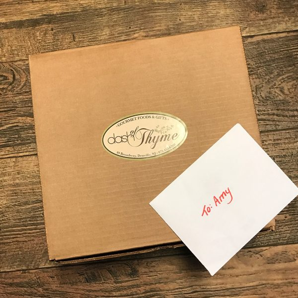 Just in Thyme Box, Dash of Thyme Gourmet Food & Gifts in Denville, NJ