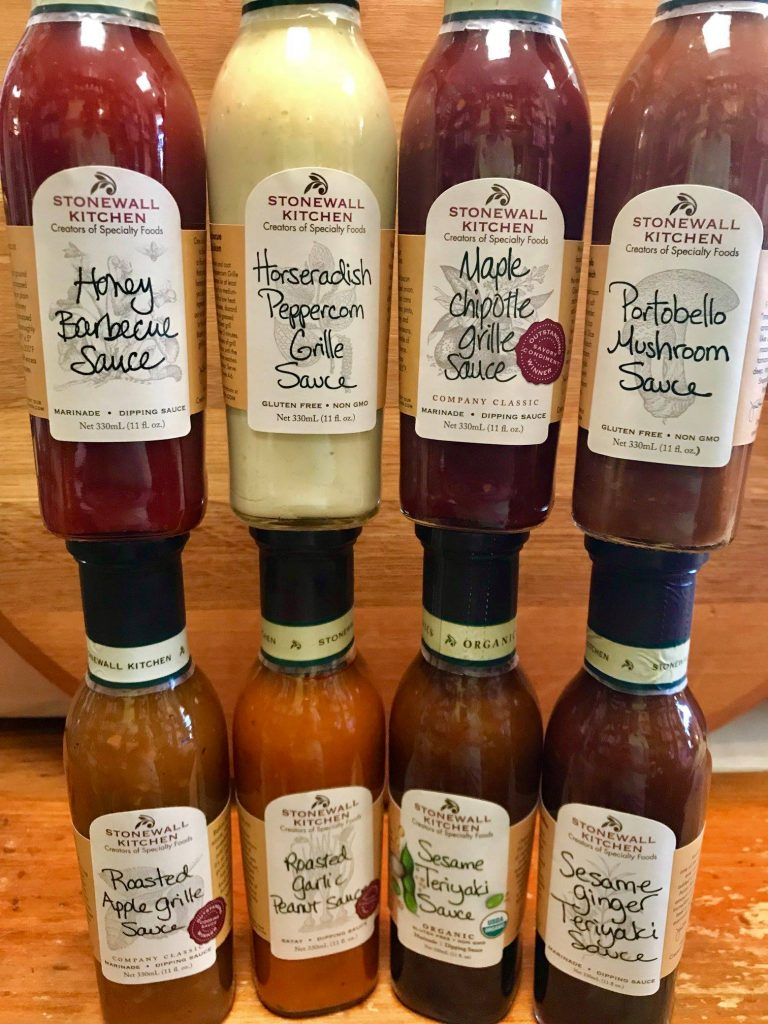Barbecue Sauces - Dash of Thyme in Denville, NJ