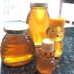 Local Pure Raw Honey