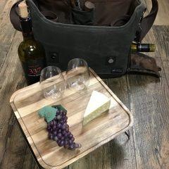Adventure Wine Tote