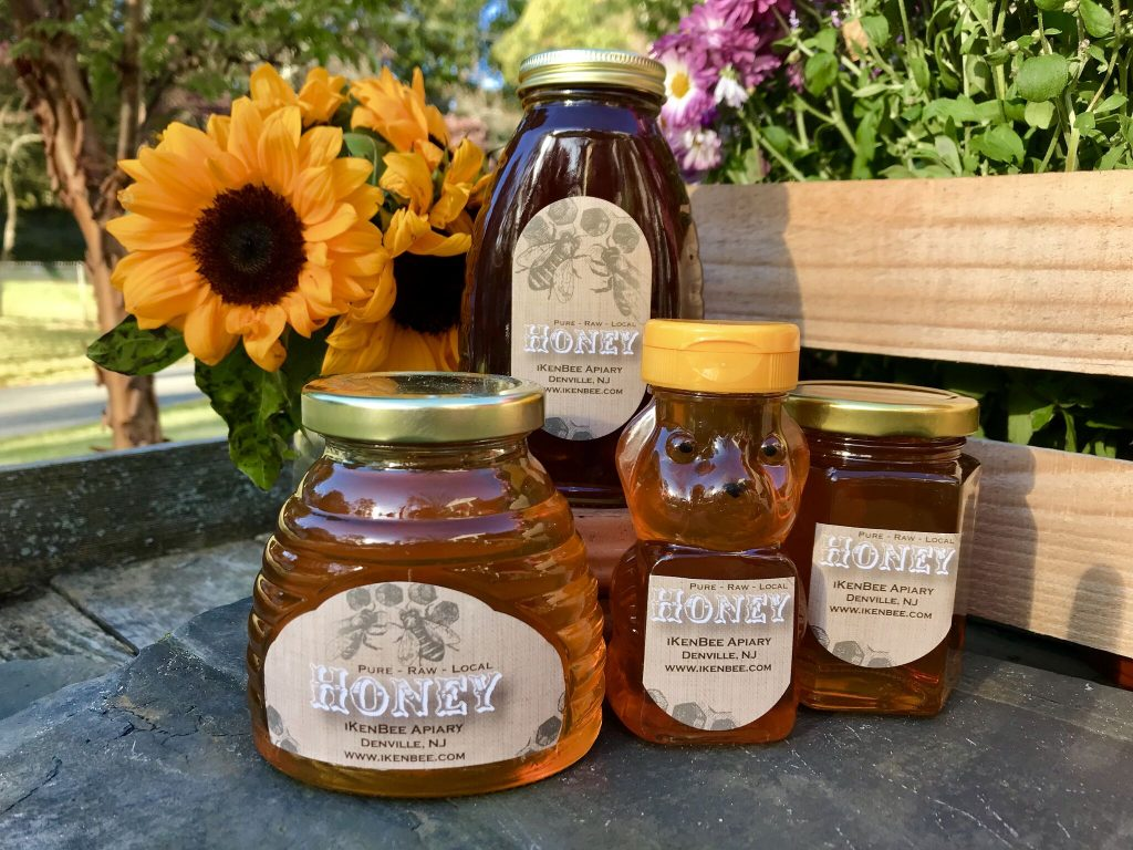 Local Raw Honey - Dash of Thyme in Denville, NJ