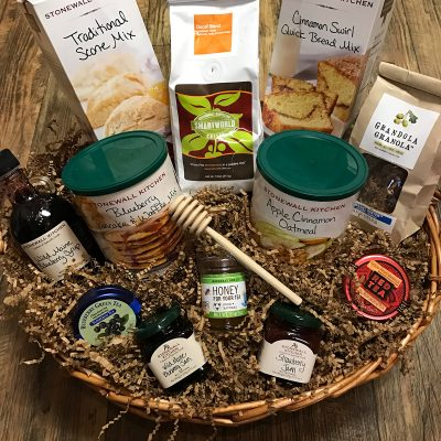 Breakfast Gift Basket—Dash of Thyme Denville, NJ