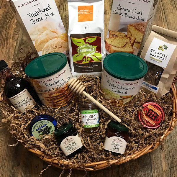 Breakfast Gift Basket—Dash of Thyme Denville, NJ
