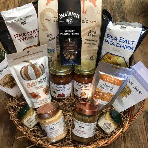 Snack Gift Basket—Dash of Thyme Denville, NJ