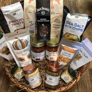 Snack Gift Basket—Dash of Thyme Denville, NJ