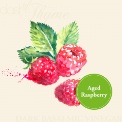 Aged Raspberry Dark Balsamic Vinegar