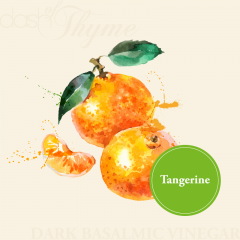 Tangerine Grilled Fruit
