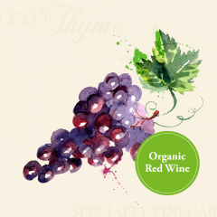 Organic Red Wine Specialty Vinegar