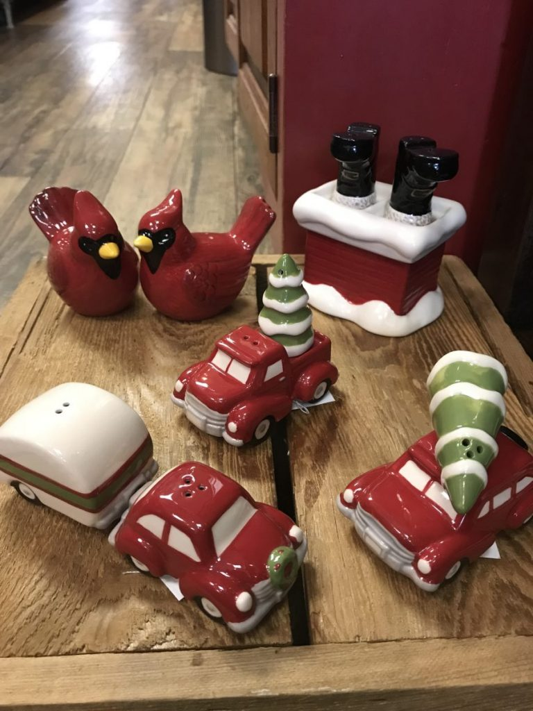 Holiday Salt and Pepper Sets - Dash of Thyme in Denville, NJ