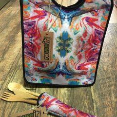 Eco Lunch Bag + Utensils