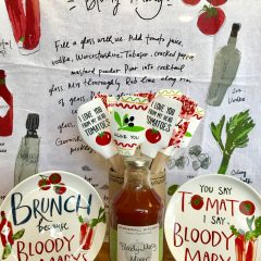 Bloody Mary items