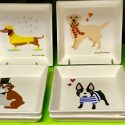 Doggie Mugs and Plates