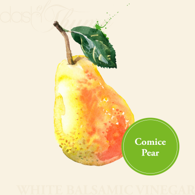 Dash of Thyme—Comice Pear White Balsamic Vinegar