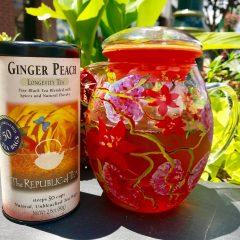 Glass Tea Pot & Infuser