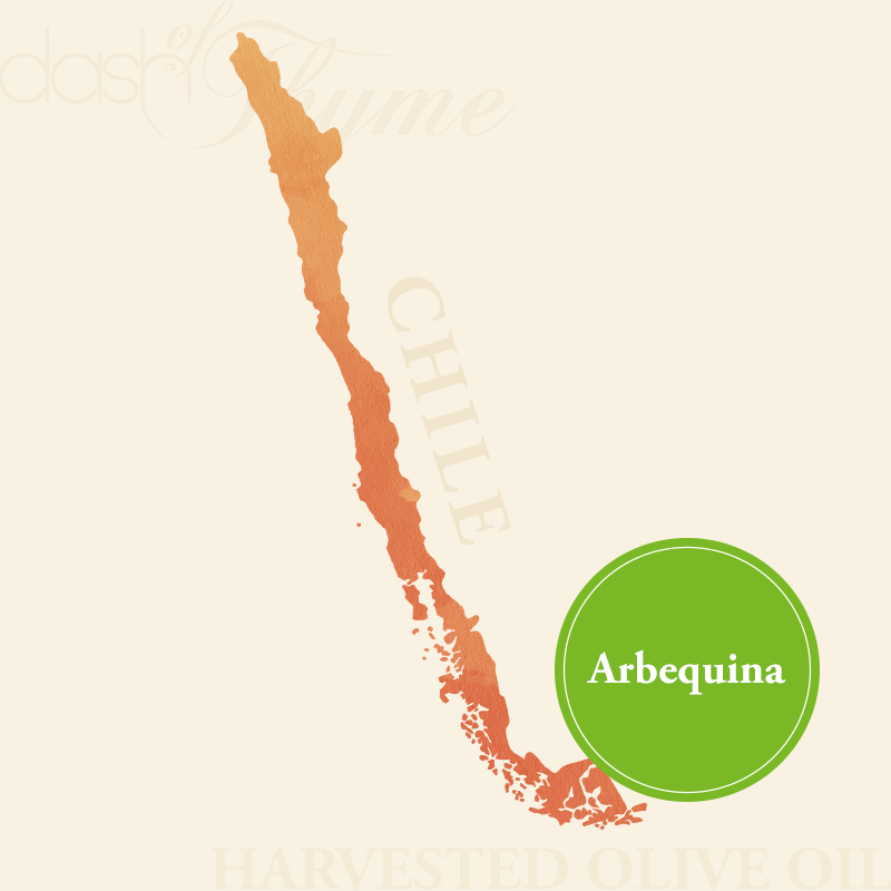 Arbequina Extra Virgin Olive Oil - Dash of Thyme Gourmet Foods and Gifts in Denville, NJ