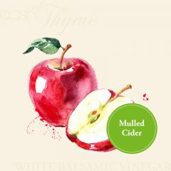 Mulled Cider White Balsamic Vinegar