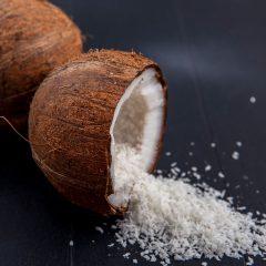 Coconut Balsamic Chicken Fingers