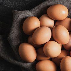 Truffled Soft Scrambled Eggs