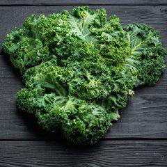 Oven-Baked Kale Chips