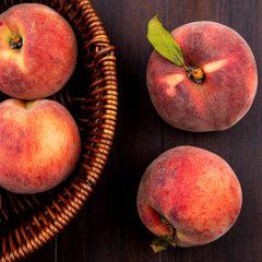 Passion Peach Granita